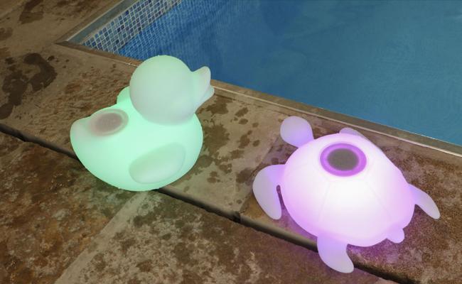 enceinte extérieure bluetooth waterproof