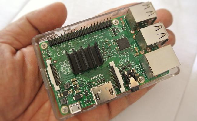 Raspberry Pi appliqué à la domotique